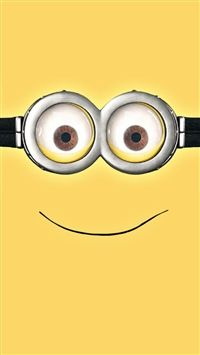 Despicable Me Dave Iphone Wallpapers Wallpaper Animacao Papeis