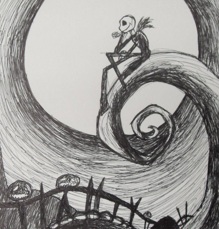 This Drawing Represents Line Because Dibujos Paisajes A Lapiz Dibujos Terrorificos Dibujos A Lapiz Dificiles