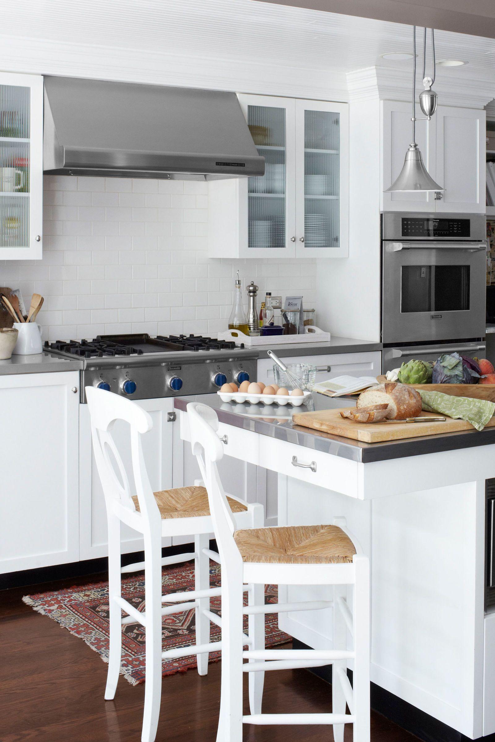 Cocinas peque as decoraci n cocinas peque as con barra for Cocinas pequenas y economicas