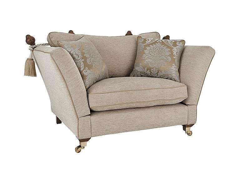 Vantage Knoll Fabric Snuggler Armchair, Save £404 ...