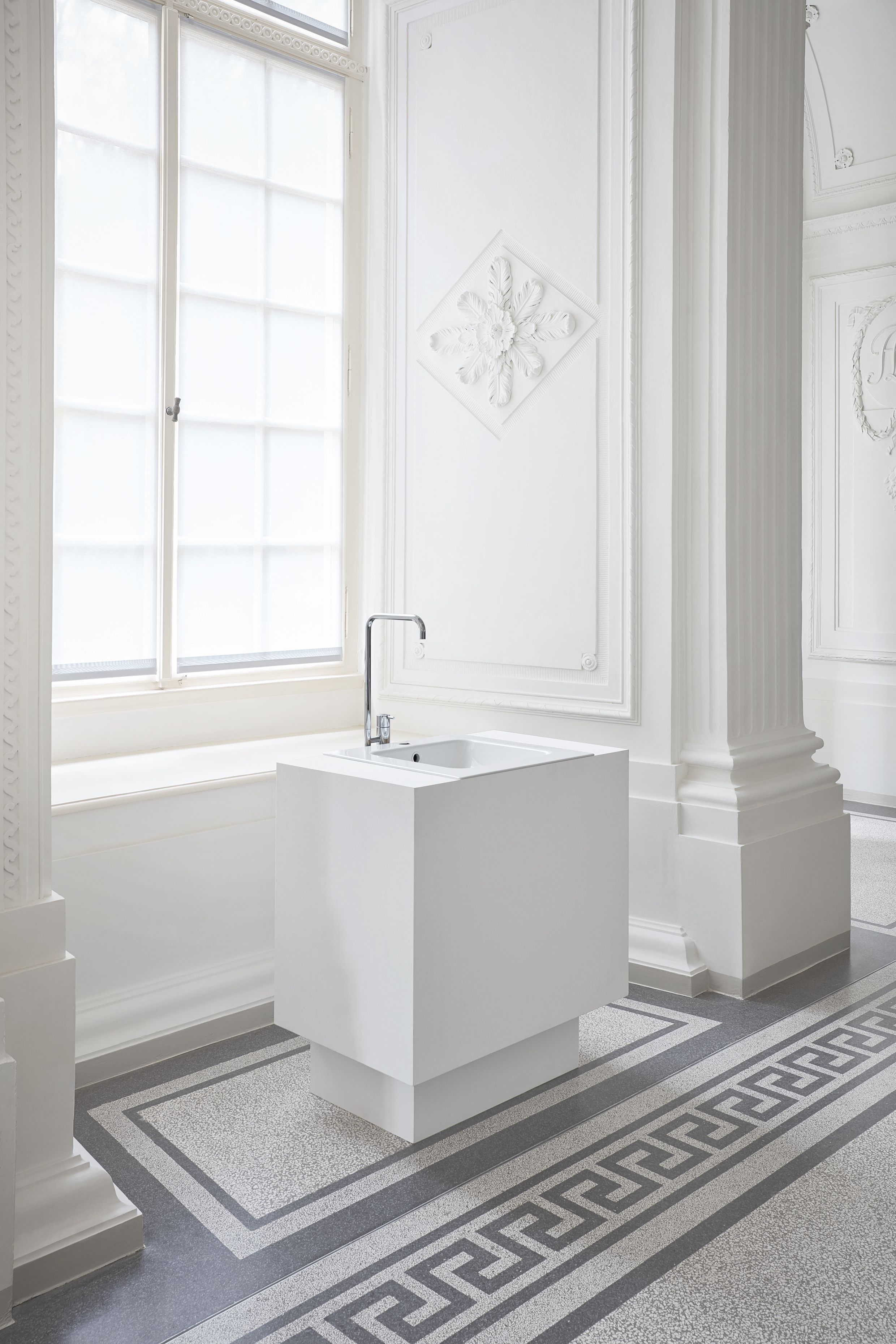 Bette Photography By Studio Christoph Sagel Berlin Bathroom Design Minimalist Design Style Wash Basin