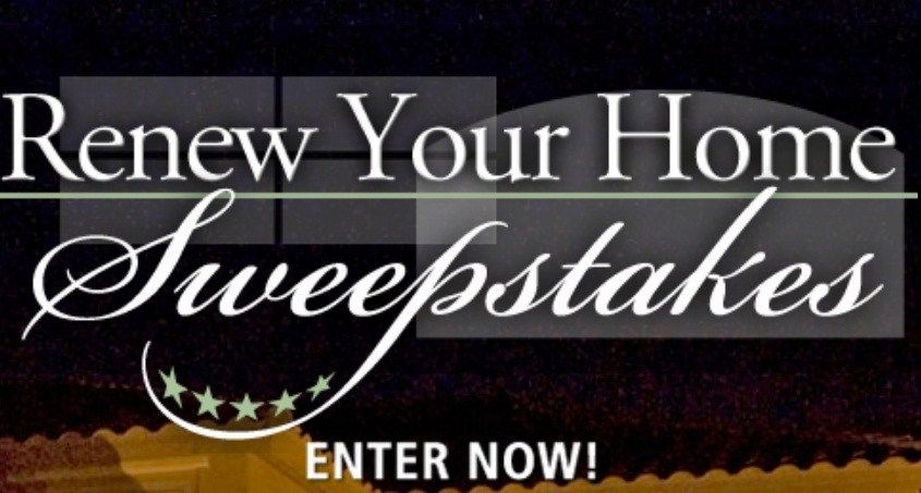 Pin on home sweepstakes