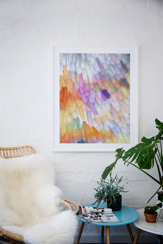 Shaynna Blaze On How To Choose The Perfect Artwork For Your Home ...