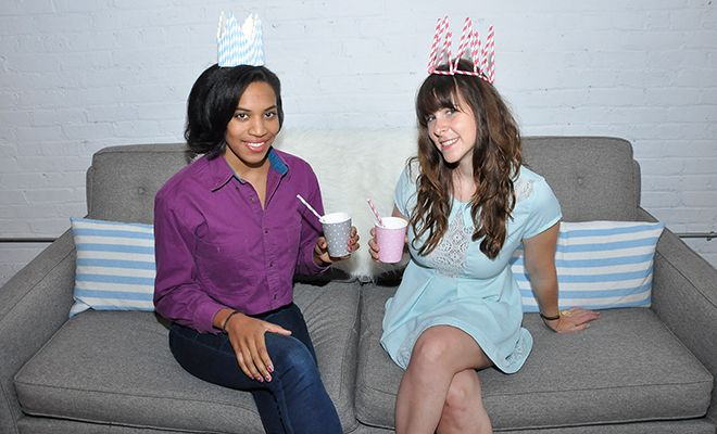 Tour the @Susty Party office with us and hear from CEO & Founder, Emily Doubilet.