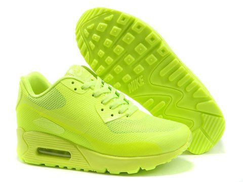 nike air max 90 hyperfuse volt womens shoes