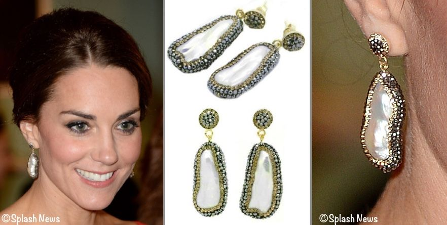 The Duchess Accessorized With Her Soru Baroque Double