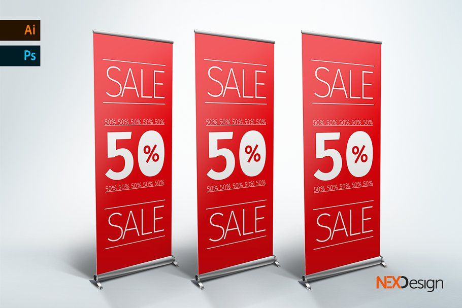 Sale Rollup banner - nex , #Affiliate, #easy#change#text#Design #affiliate