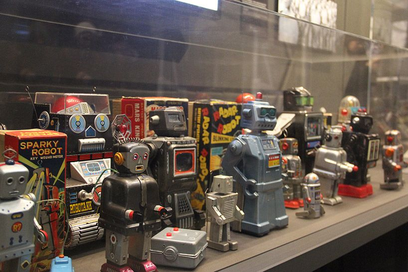 Hello Robot Exhibition Opens At Vitra Design Museum All The Rest