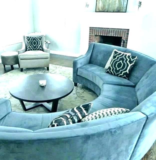 Pin On Semi Circle Sofa
