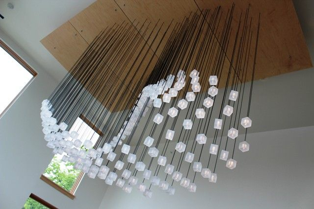 20 Unique Light Fixtures To Illuminate Your Home  Bedrooms
