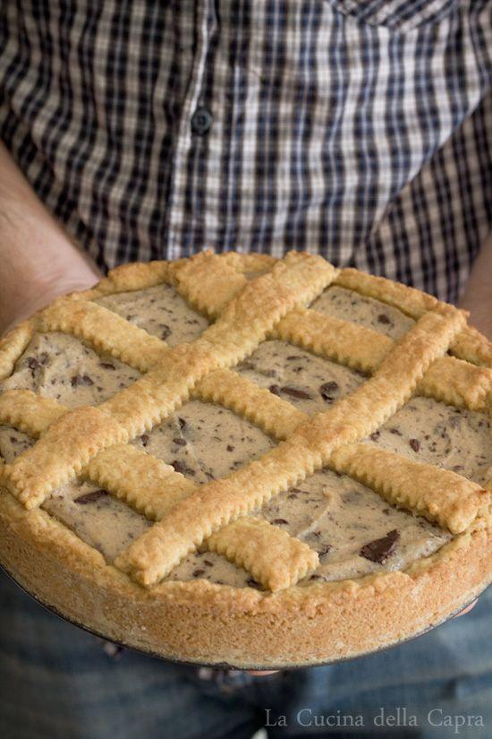 Tofu cheesecake pie