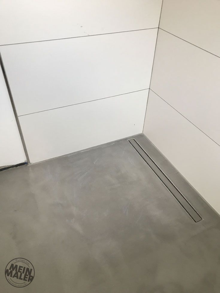 Fugenloser Boden – Betonlook-Boden mit Savamea Rustico in Ratingen ...