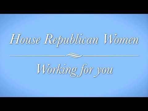 House #Republican Women: Working for You. #GOP
