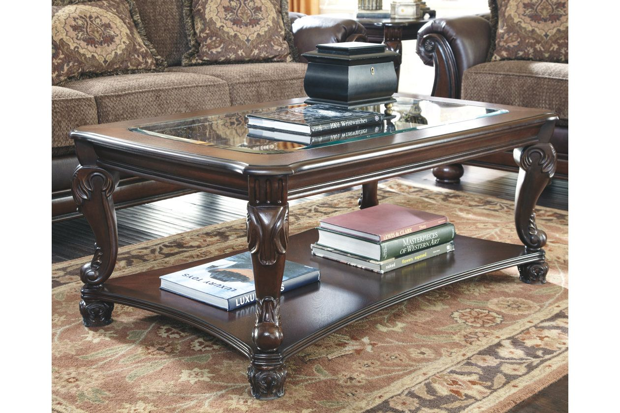 Norcastle Coffee Table Ashley Furniture Homestore Coffee Table