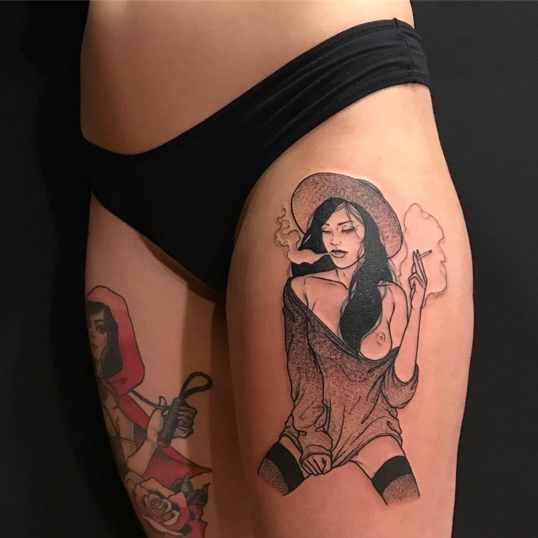 "19.4k Likes, 90 Comments - SAD AMISH Tattooer (@sad_amish_tattooer) on Instagram: ""Thanks Maude ! Done at @olyangertattoo  Please don't reproduce © ---sad.amish.tattooer@gmail.com---…"""