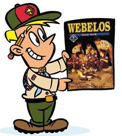 webelos clip art google search blue and gold pinterest clip art rh pinterest co uk Boy Scout Clip Art Boy Scout Clip Art