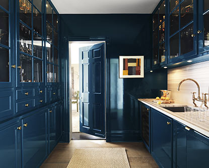 Pin On Decor, Painting High Gloss Kitchen Cupboards