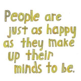 Be HAPPY!
