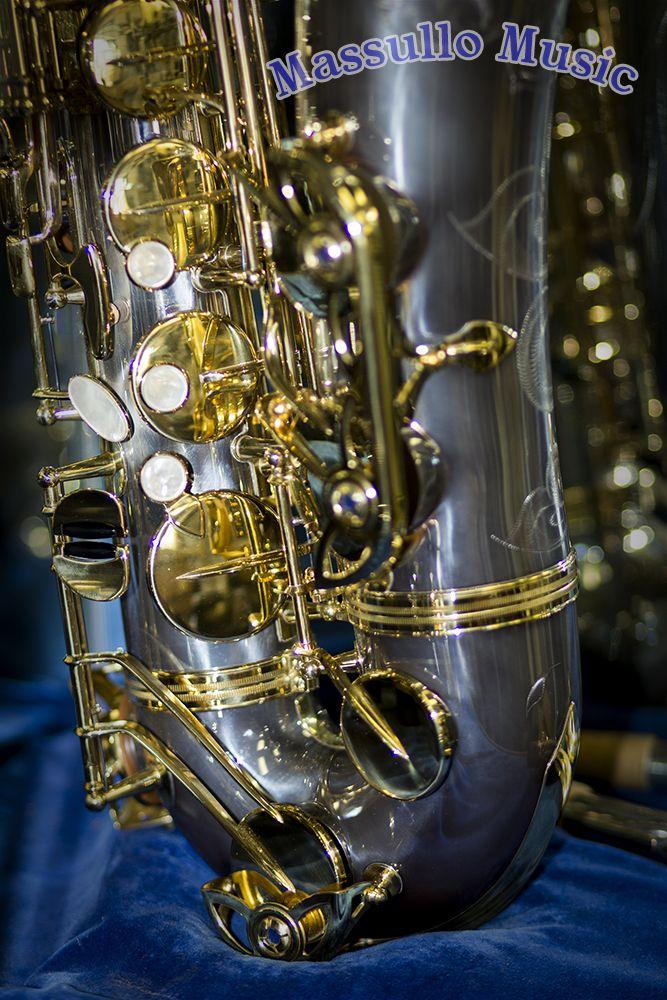 Yanagisawa 9937 Silver Tenor Saxophone Vancouver Canada