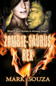 Book Lovers Life: Zombie-saurus Rex by Mark Souza Blog Tour and Giveaway!