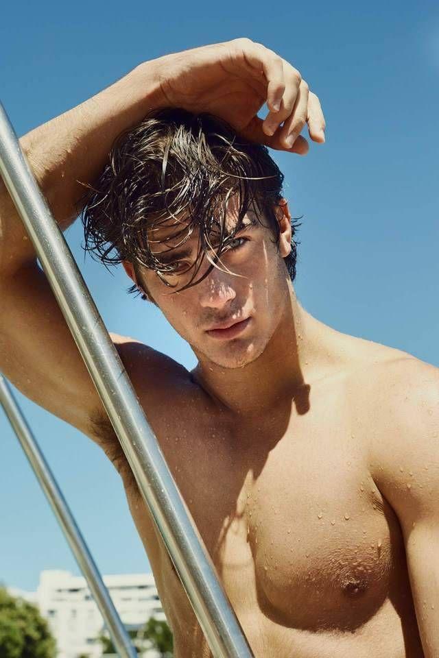 Pin on *Beautiful Men ② (Shirtless)