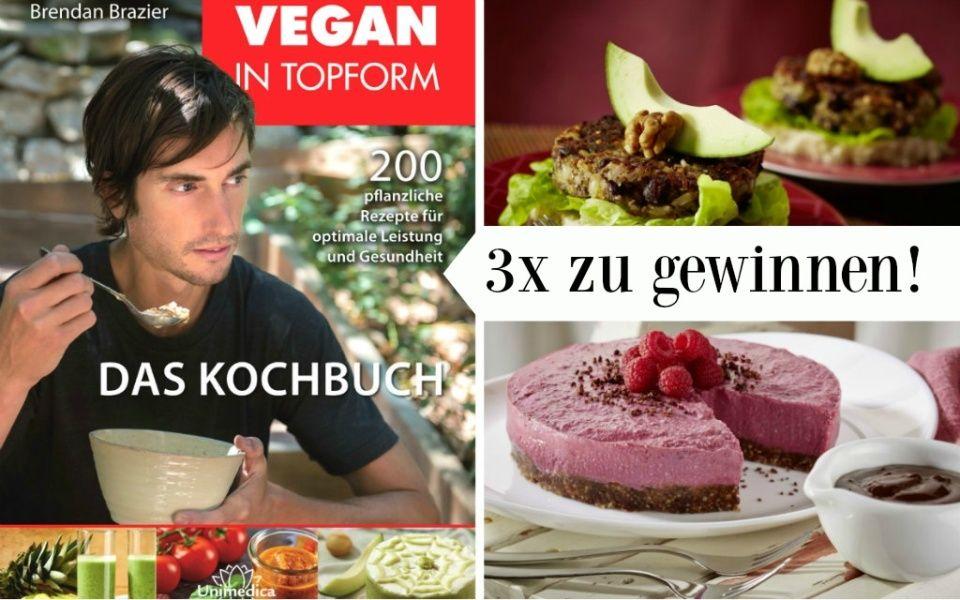 Vegan in Topform Rezepte