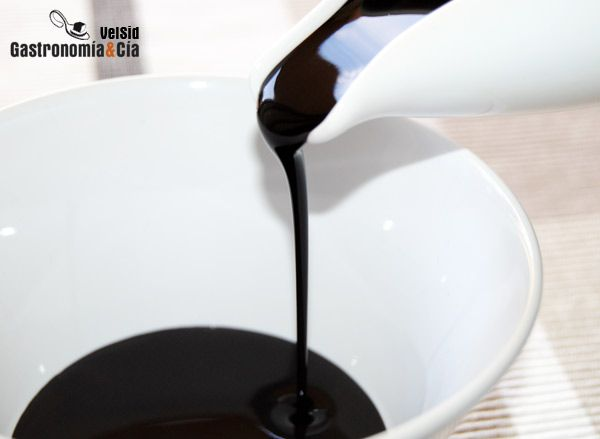 Salsa de chocolate para guarniciones, de Gastronomia.
