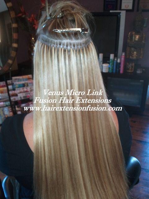 Venus Micro Links Hair Extensions Is The Best Hair Extensions Method