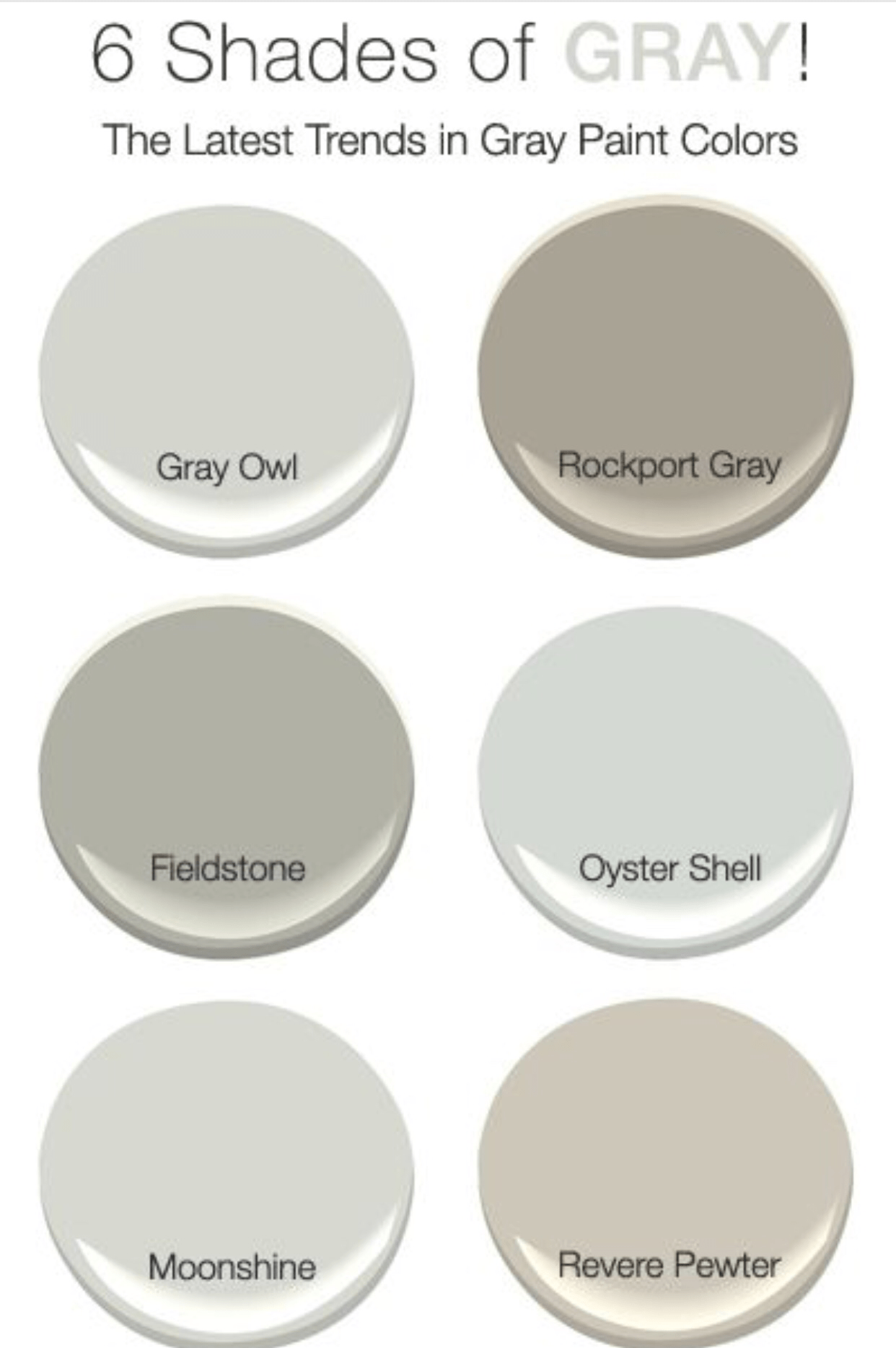 Image Result For Benjamin Moore Rockport Gray Exterior Paint Colors For Home Grey Paint Colors Grey Paint