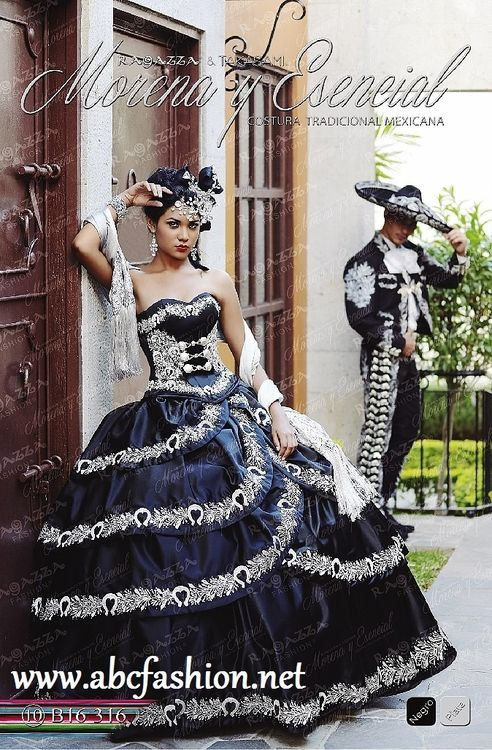 mariachi quinceanera dress - Google Search | II M a r i a c h i 1 ...