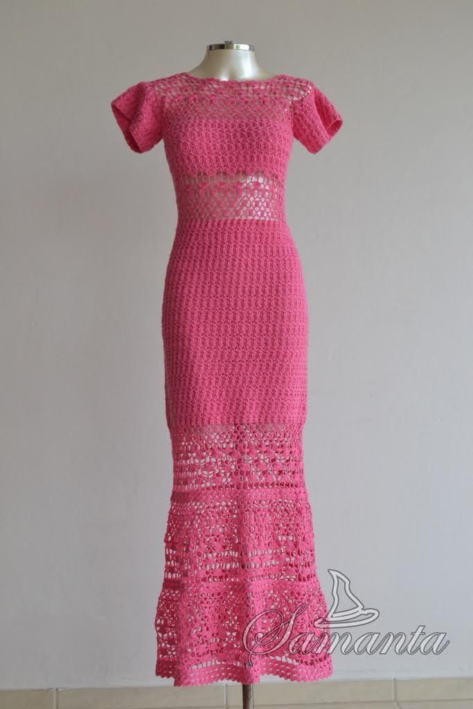 Vestido Thayla - Encomendas: feiticeiradasagulhas@gmail.com