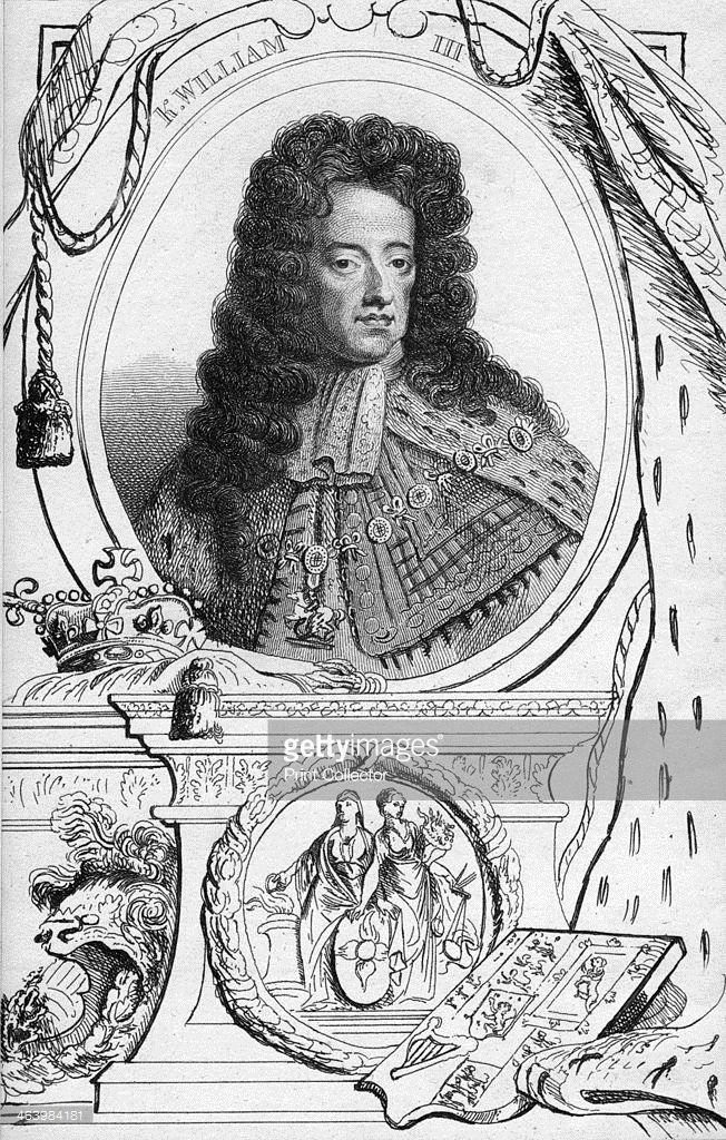 William III, King of England, Scotland and Ireland