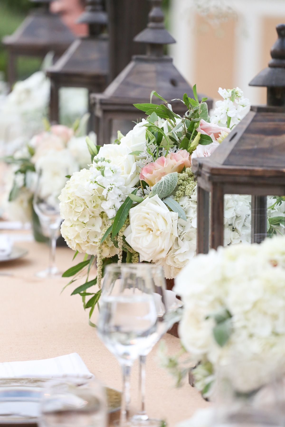 Vintage French Country Wedding from La Fete Weddings + Stephanie ...