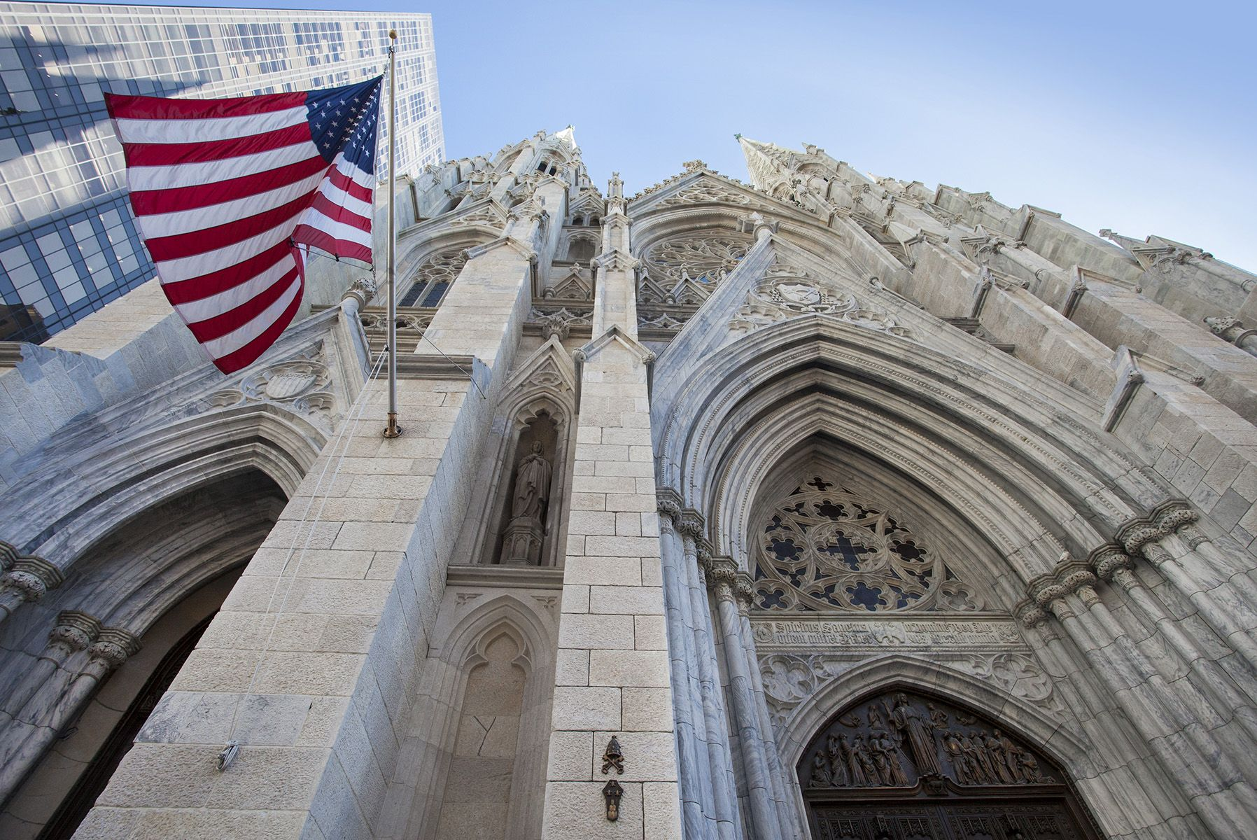 St. Patrick's Cathedral Restoration || MBB Architects