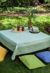 Impression Tablecloth