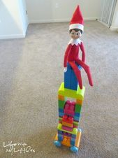32 Best Elf on the Shelf Ideas for Toddlers - LWML
