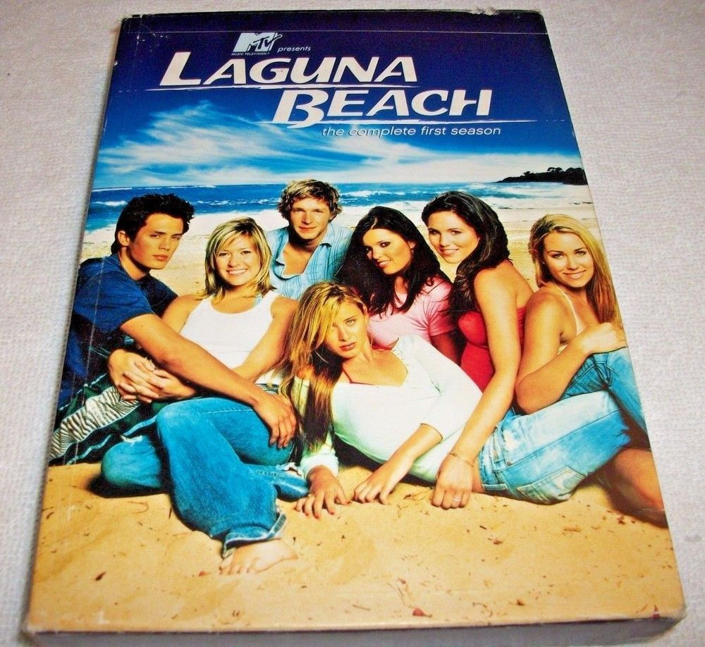 Laguna Beach The Complete First Season (DVD, 2005, 3