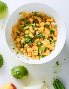 Mango Margarita Salsa recipe