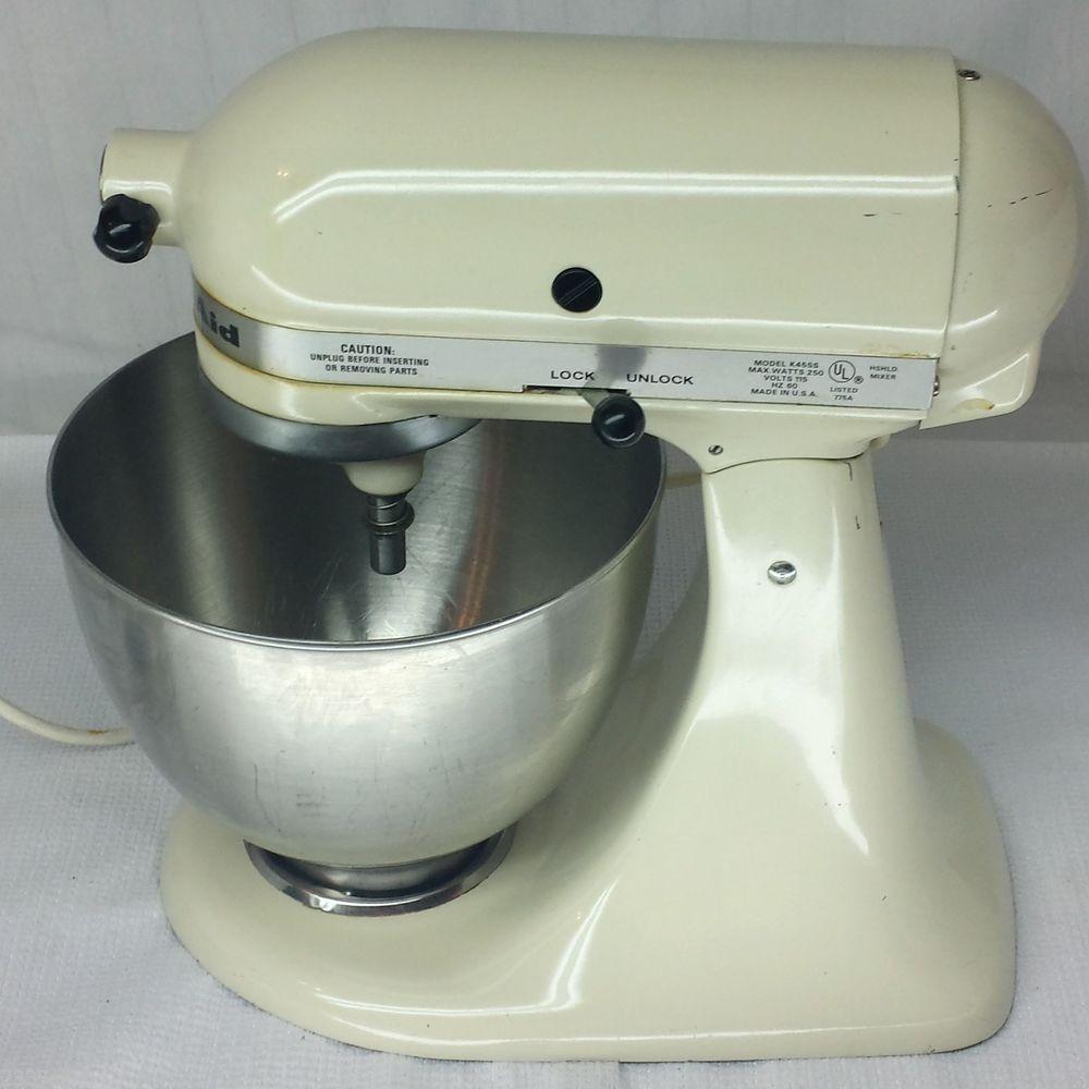 Kitchenaid Hobart K45ss Classic 250 Watt Stand Mixer