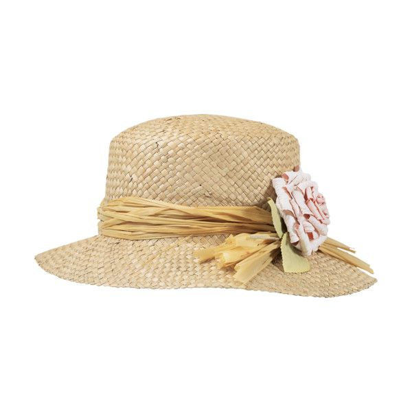 Straw Hats 5 Png Liked On Polyvore Featuring Hats Accessories And Hair Straw Hat Hats Clothes Design