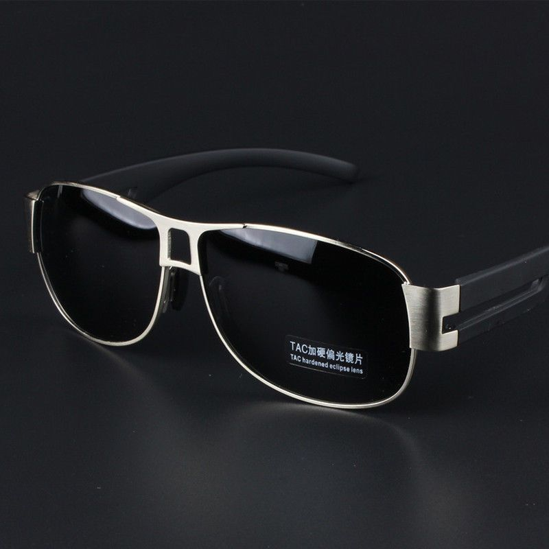 0732e6b1df76 HD-Polarized-Mens-Sunglasses-Outdoor-Sports-Pilot-Eyewear-Driving-Glasses-New