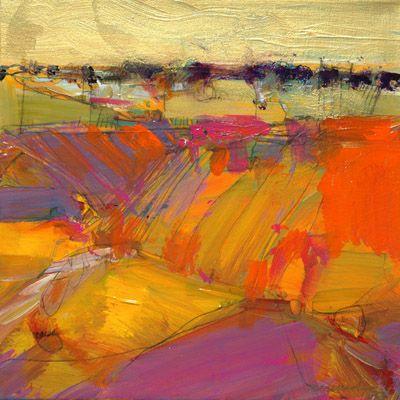 Robert Burridge Studio Landscapes Landscape Paintings Abstract Abstract Landscape