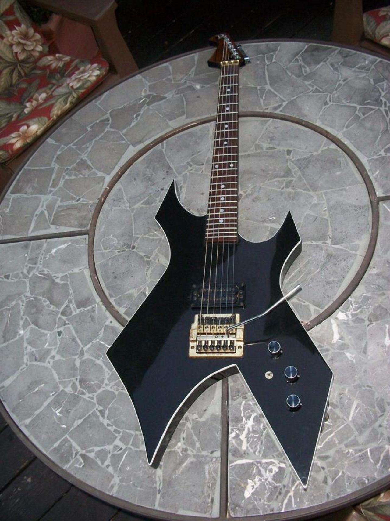 hight resolution of  bcrich warlock guitars guitology