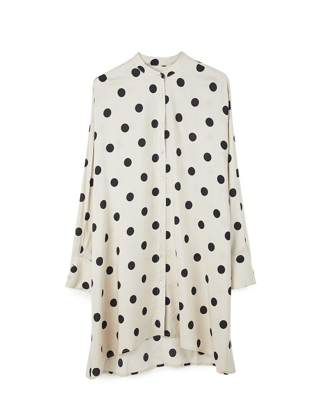 8b033250710 Stripe Shirt Dress - Dresses