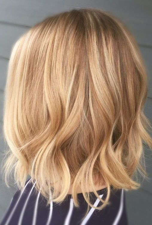 54 Cream Blonde Hair Color Ideas For Short Haircuts In Spring In 2020 Short Hair Balayage Honey Blonde Hair Color Warm Blonde Hair