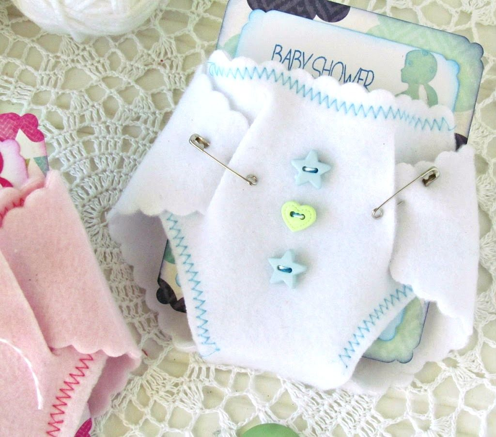 Baby Shower Diaper Invitations Projects To Try Pinterest