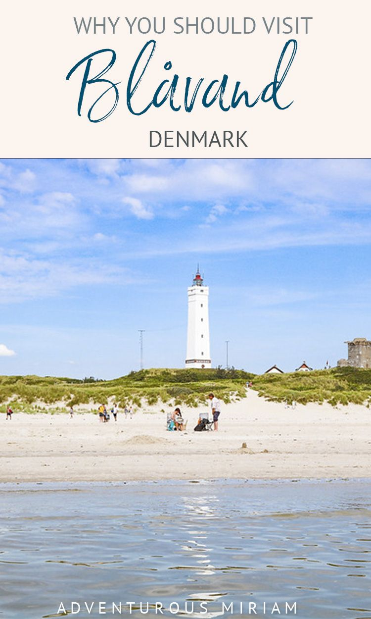 If you're wondering why you should visit Blåvand, read on! My Blåvand Denmark travel guide includes things to do in Blåvandshuk, camping and more. #blåvand #visitdenmark #danishcoast