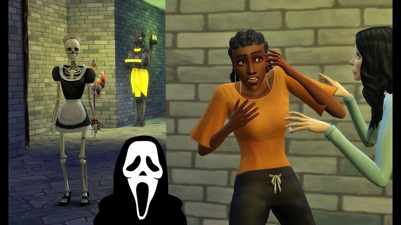 Cindy E Brenda Todo Mundo Em Panico The Sims 4 Com Imagens