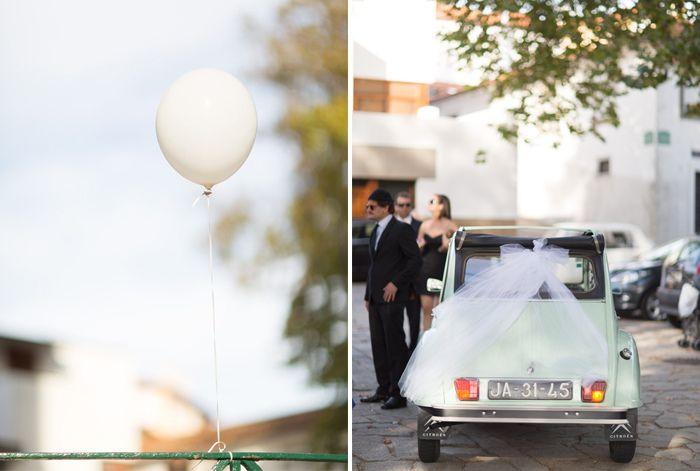 Real Wedding, Brancoprata: Mafalda e Pedro
