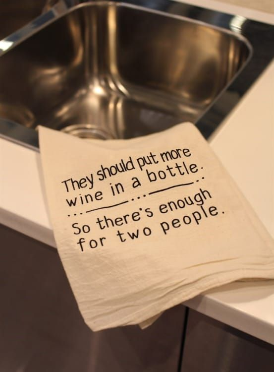 Hilarious Kitchen Tea Towels #dishtowels 2 Hilarious Kitchen Tea Towels #dishtowels
